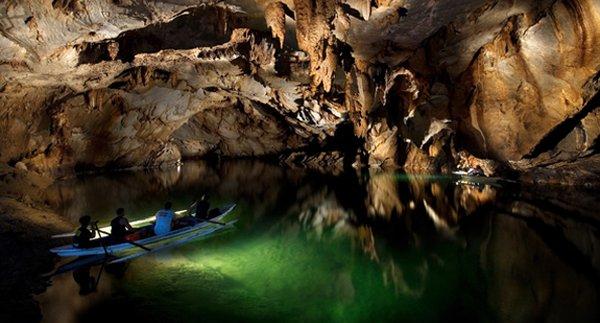 Puerto Princessa: Underground River (Foto:Journeyetc)