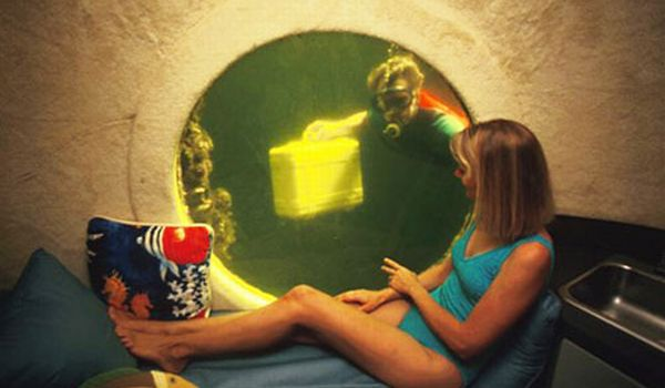 Jules Undersea Lodge, Florida (Foto: examiner)
