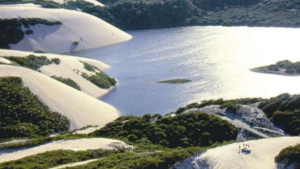 Pantai Genipabu, Brazil (Foto: whala)