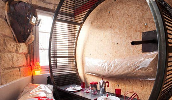 Hotel Hamster (Foto: odditycentral)