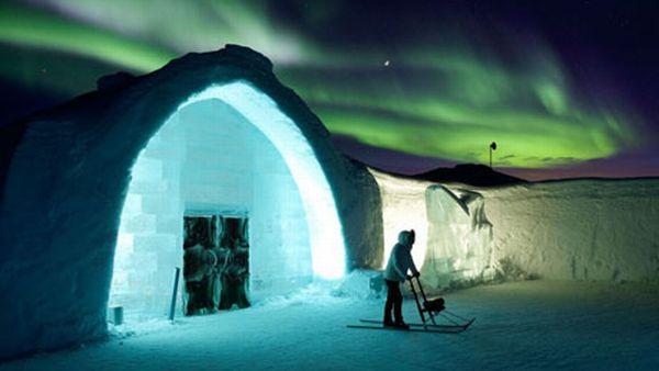 Icehotel, Swedia (Foto: guardian)