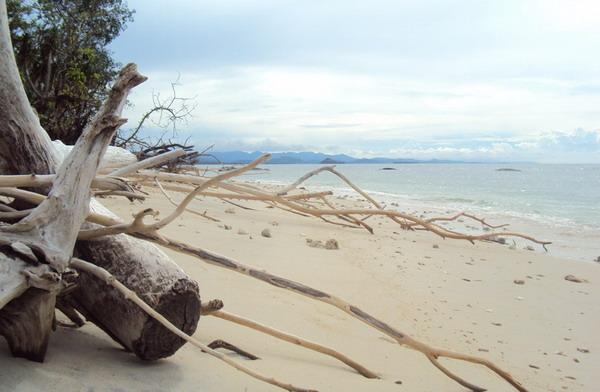 Gili Nanggu, pas untuk wisatawan yang mendambakan ketenangan (Foto: liocooper)