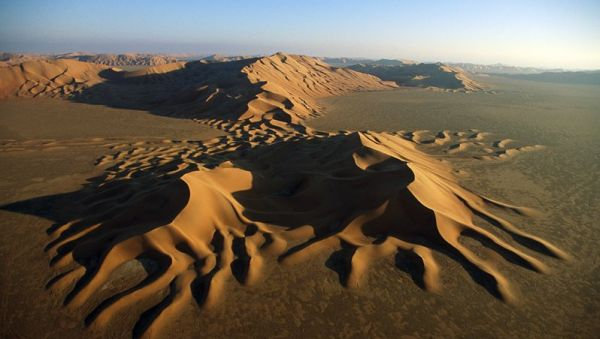 Rub' al Khali, Arab Saudi (Foto: worldwildplaces)