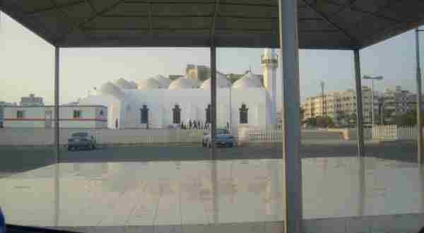 Masjid Qisas (foto: Fetra Malona/okezone)