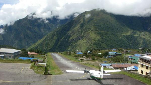 Bandara Tenzing-Hillary, Nepal (Foto: himalayantrust)
