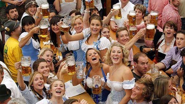 Pesta Oktoberfest Alkohol