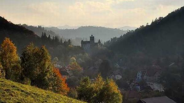 Hutan Hoia-Baciu, Romania