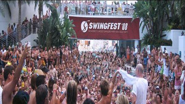 Swing Fest Erotis