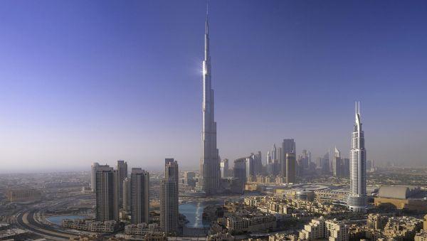 Burj Khalifa (Foto: burj-khalifa)