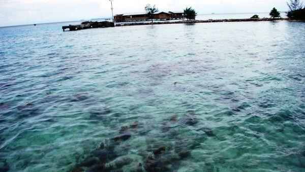 Pulau Tidung (Foto: Mutya/Okezone)
