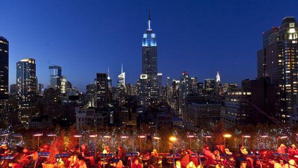 New York City, kota dengan kehidupan malam terbaik (Foto: dailymail)