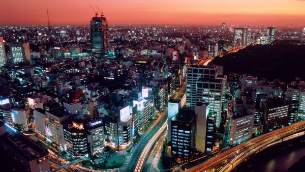 Tokyo, Jepang (Foto: Jjc)