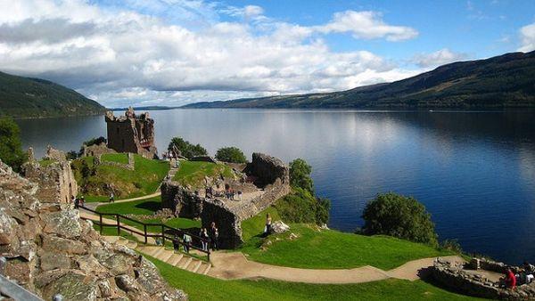 Loch Ness, Skotlandia (Foto: bootsnall)