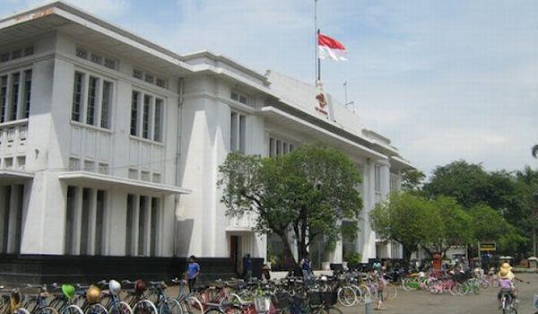 Museum Fatahillah, Kota Tua Jakarta (Foto: Duwi/Okezone)