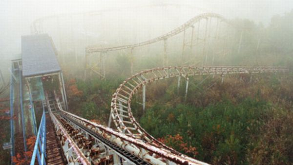 Taman Bermain Paling Spooky di Dunia
