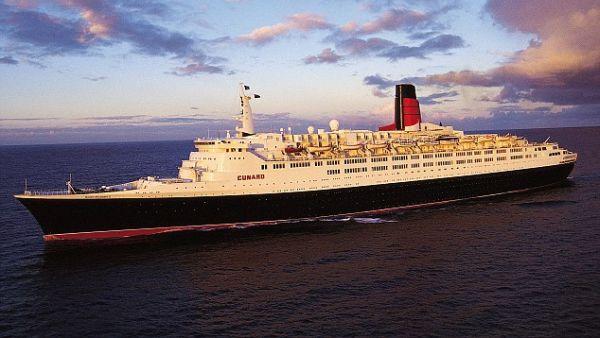 Kapal pesiar Queen Elizabeth 2 saat masih berjaya (Foto: Dailymail)