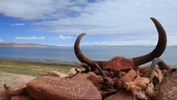 Danau Rakshastal, Tibet (Foto: tibettour)