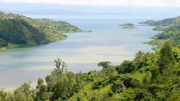 Danau Kivu, Rwanda (Foto: picgrove)