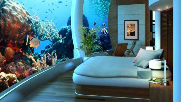 Poseidon Undersea Resort, Fiji (Foto: visittheworld)