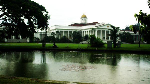 Istana Bogor (Foto: Mutya/Okezone)