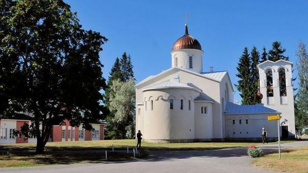New Valamo Monastery, Finlandia (Foto: sartenada)