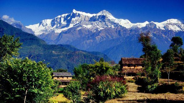 Pokhara, Nepal (Foto: famouswonders)