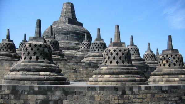 Candi Borobudur (Foto: infowisataku)