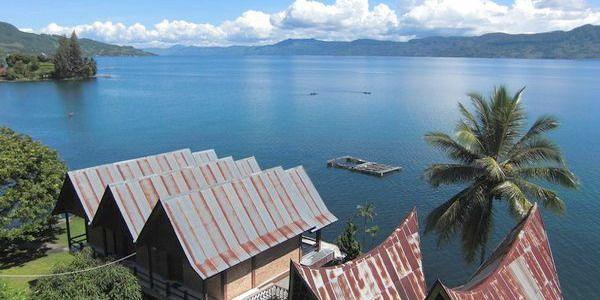 Danau Toba, Sumatra Utara (Foto: Dok.Okezone)