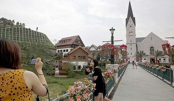 Halsatt, China (Foto: OddityCentral)