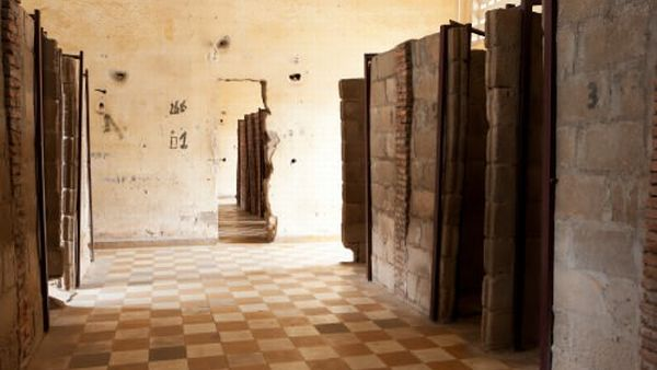 Museum Tuol Sleng, museum genosida di Kamboja (Foto: wikipedia)