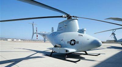 Helikopter Tanpa Awak (Foto: Reuters)