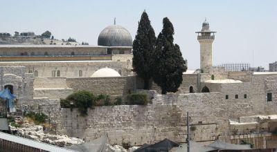 Masjid Al-Aqsa (Foto: Reuters)