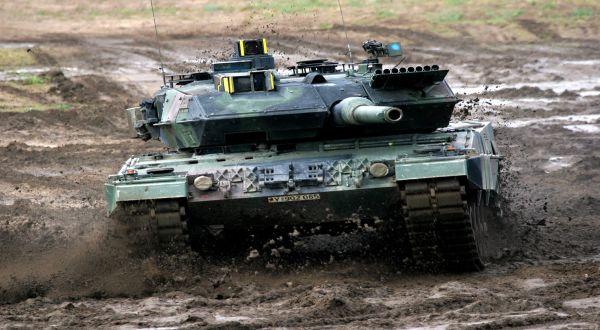 Tank Leopard Jerman (Foto: Bundeswehr)