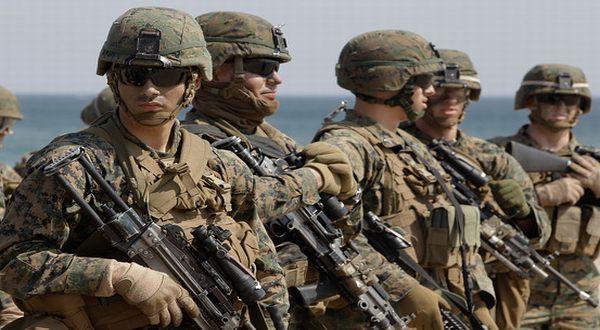 Foto : Marinir AS di Jepang (Xinhua)