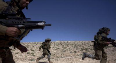 Pasukan Israel (Foto: AP)