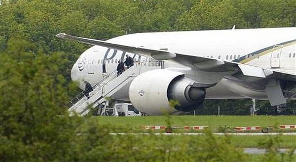 Foto : Pesawat milik maskapai Pakistan (Reuters)