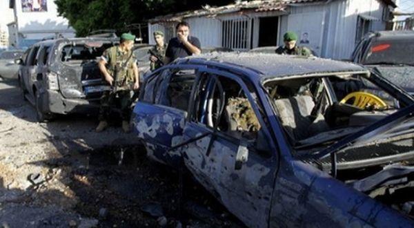 Roket Hantam Basis Hizbullah (Foto: AFP)