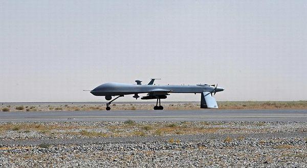 Drone milik AS (Foto: AFP)
