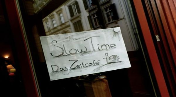 Kafe Slow Time (Foto: Oddity Central)