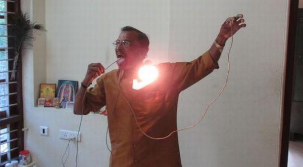 Raj Mohan Nair (Foto: Oddity Central)