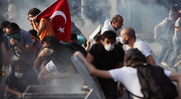 Protes Turki (foto: AP)