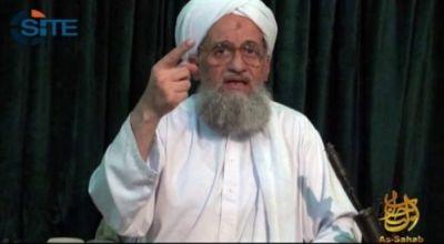 Ayman Al-Zawahiri (Foto: AFP)