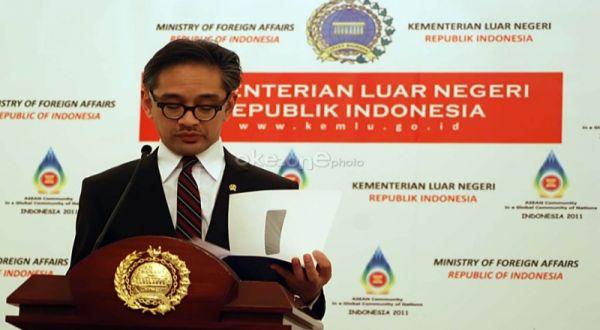 Marty Natalegawa (Foto: Okezone)