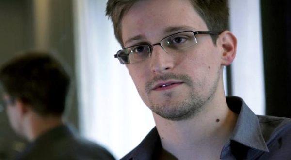 Foto : Edward Snowden (AP)