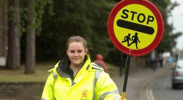 Marie yang menjadi tugas penyeberangan (Foto: Daily Mail)
