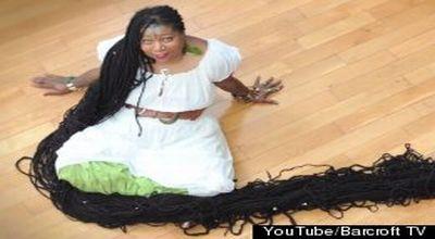Asha Mandela (Foto: Mirror)