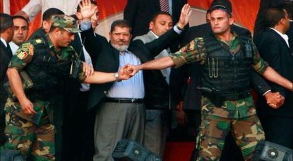 Morsi Pemimpin Ikhwanul Muslimin