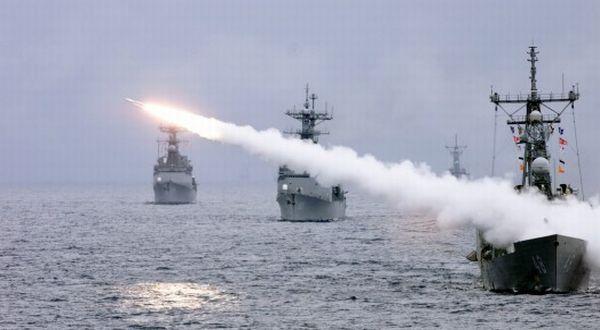 Armada Kapal Perang AS (Foto: DefenceTalk)