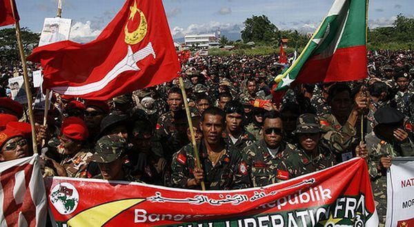 Anggota MNLF (Foto: RNW)