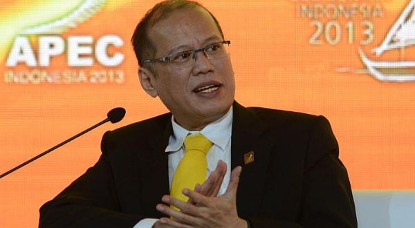 Presiden Aquino di Forum APEC (Foto: AFP)